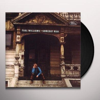 Paul Williams SOMEDAY MAN Vinyl Record