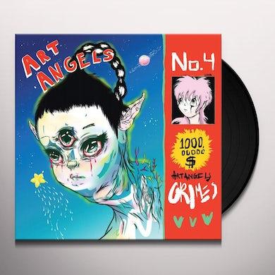 Art Angels Vinyl Record