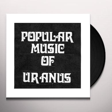 Eric Copeland STRANGE DAYS Vinyl Record