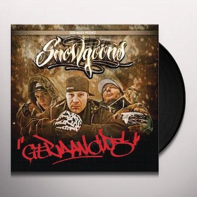Snowgoons GERMAN CUTS Vinyl Record