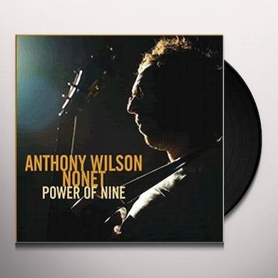 Anthony Wilson POWER OF NINE Vinyl Record
