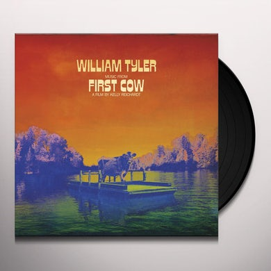 William Tyler MUSIC FROM FIRST COW Vinyl Record