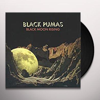 Black Pumas BLACK MOON RISING / FIRE Vinyl Record