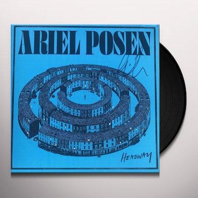 Ariel Posen HEADWAY Vinyl Record
