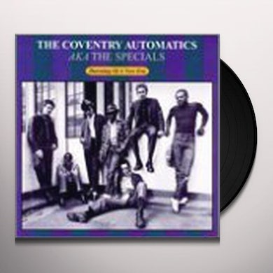 Coventry Automatics DAWNING OF A NEW ERA Vinyl Record
