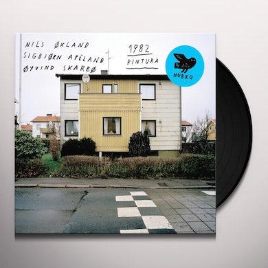 1982 PINTURA Vinyl Record