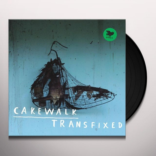 Cakewalk TRANSFIXED Vinyl Record