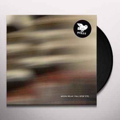 MOON RELAY FULL STOP ETC Vinyl Record