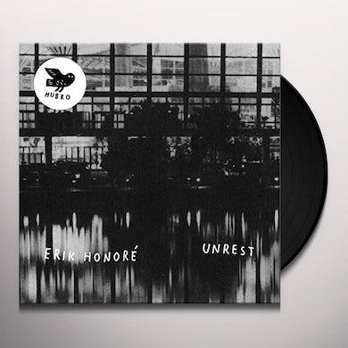 Erik Honore UNREST Vinyl Record
