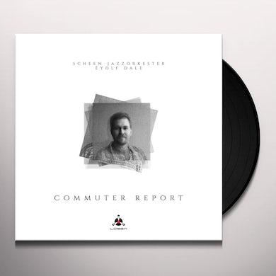 Scheen Jazzorkester COMMUTER REPORT Vinyl Record