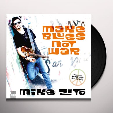 MAKE BLUES NOT WAR Vinyl Record