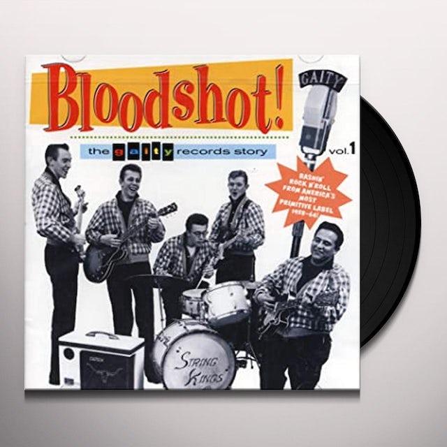 BLOODSHOT 1: GAITY RECORDS STORY / VARIOUS
