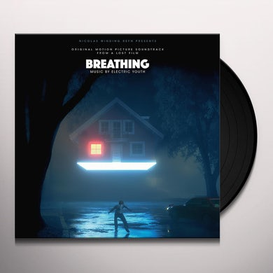 BREATHING Original Soundtrack FROM A LOST FILM (180G) Vinyl Record
