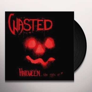 HALLOWEEN THE NIGHT OF Vinyl Record