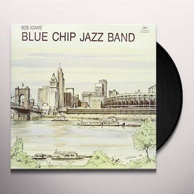 Bob Adams BLUE CHIP JAZZ BAND Vinyl Record