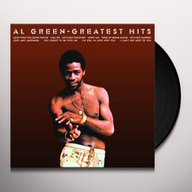 Al Green GREATEST HITS (UK) (Vinyl)