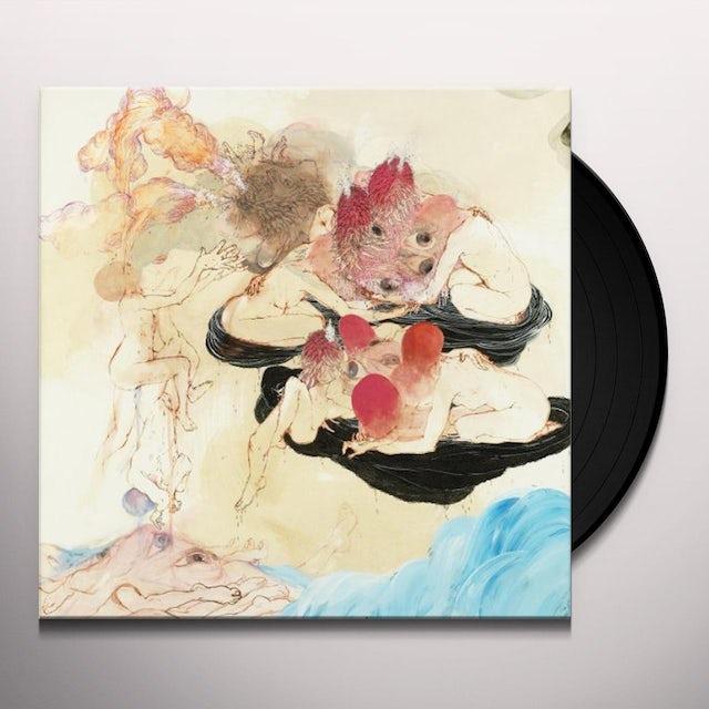 Future Islands IN EVENING AIR Vinyl Record
