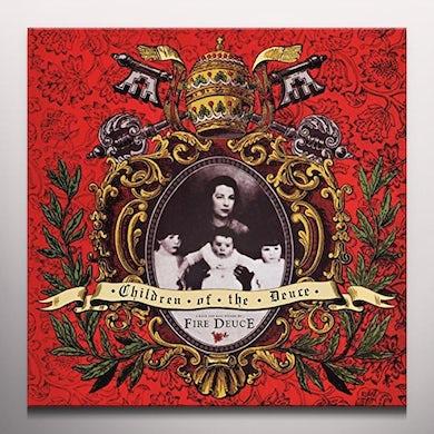 FIRE DEUCE CHILDREN OF THE DEUCE Vinyl Record
