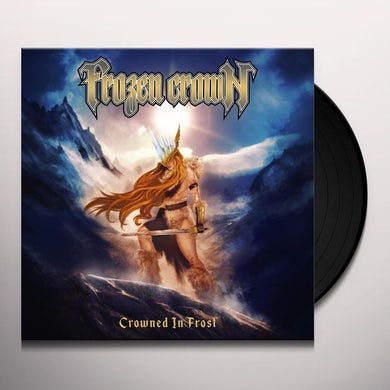 CROWNED IN FROST Vinyl Record