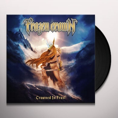 Frozen Crown CROWNED IN FROST Vinyl Record