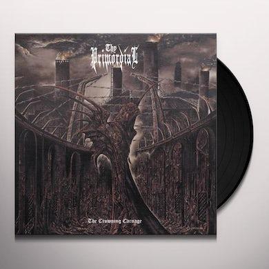 Thy Primordial CROWNING CARNAGE Vinyl Record