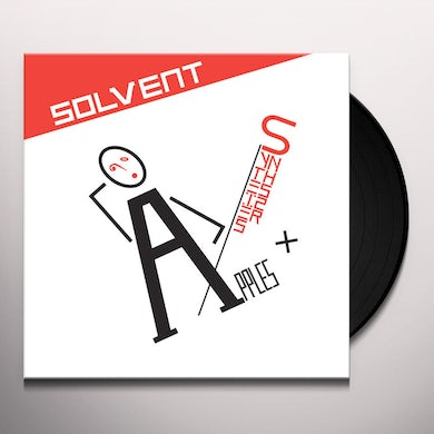 Solvent APPLES & SYNTHESIZERS Vinyl Record