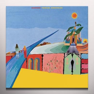 Basement PROMISE EVERYTHING Vinyl Record - UK Release
