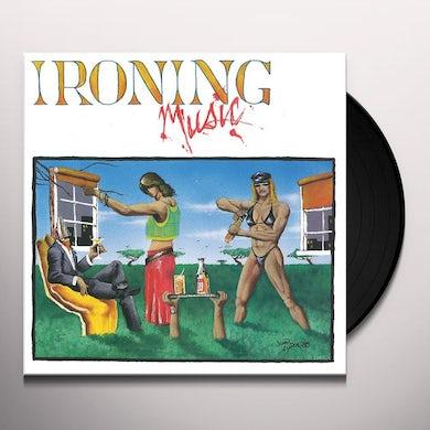 Ironing Music Vinyl Record