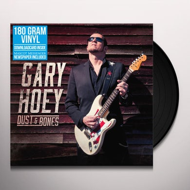 Gary Hoey DUST & BONES Vinyl Record