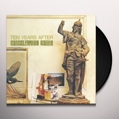 Ten Years After CRICKLEWOOD GREEN Vinyl Record