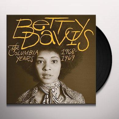 Betty Davis COLUMBIA YEARS 1968-1969 Vinyl Record