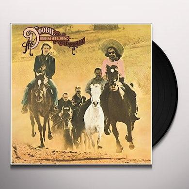 Doobie Brothers STAMPEDE Vinyl Record