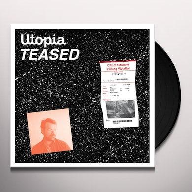 Stephen Steinbrink UTOPIA TEASED Vinyl Record