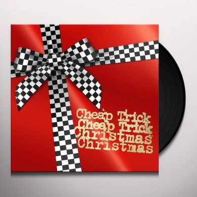 Cheap Trick Christmas Christmas Vinyl Record