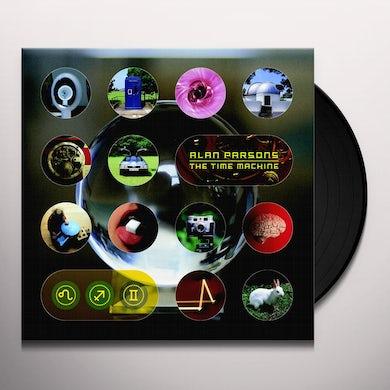 Alan Parsons TIME MACHINE Vinyl Record