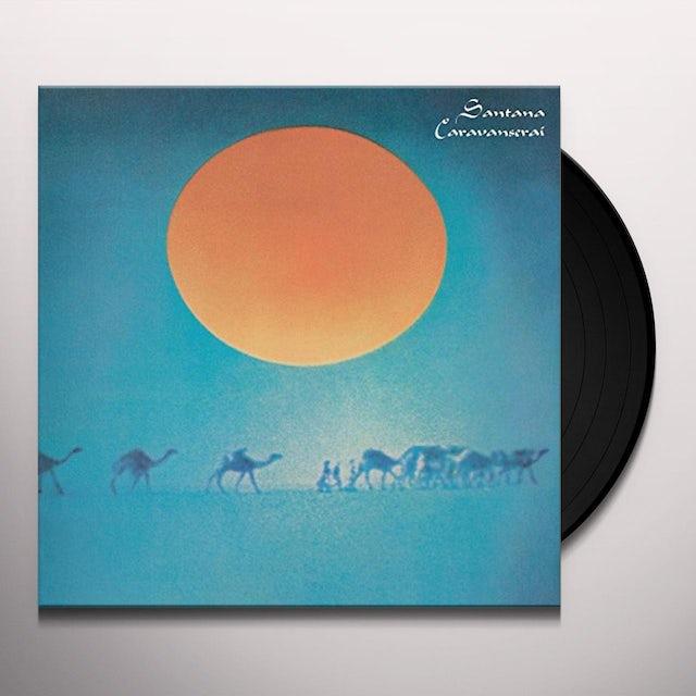 Santana CARAVANSERAI Vinyl Record