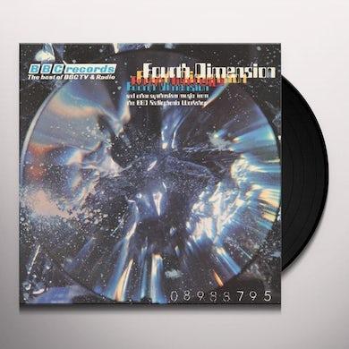 Bbc Radiophonic Workshop FOURTH DIMENSION Vinyl Record