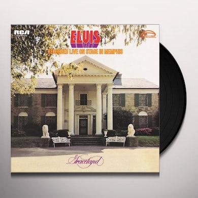 Elvis Presley RECORDED LIVE ON STAGE IN MEMPHIS Vinyl Record