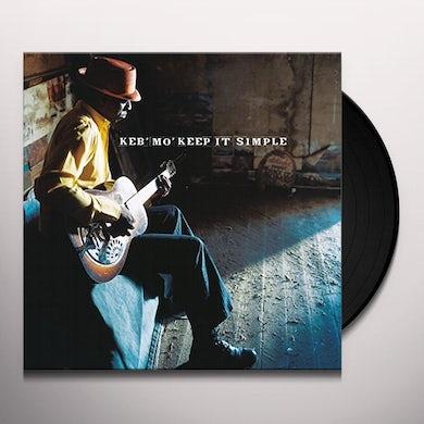 KEEP IT SIMPLE Vinyl Record