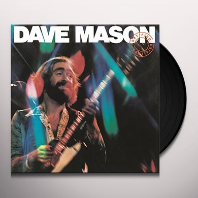 Dave Mason CERTIFIED LIVE Vinyl Record