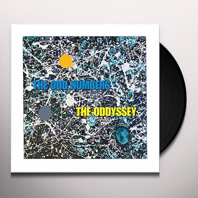 Odd Numbers ODDYSSEY Vinyl Record
