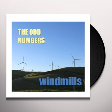 Odd Numbers WINDMILLS Vinyl Record