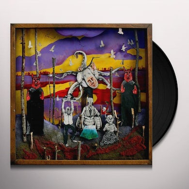 A Dream In The Dark: Two Decades Of Okkervil River Live (4 LP) Vinyl Record