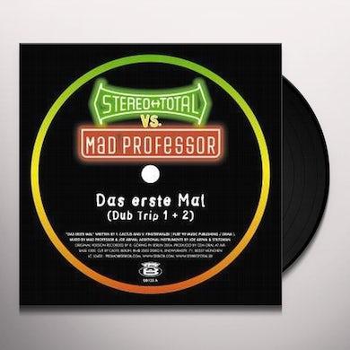 Stereo Total Vs Mad Professor DAS ERSTE MAL DUB TRIP REMIXES Vinyl Record
