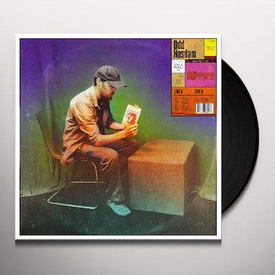 Odd Nosdam MIRRORS Vinyl Record