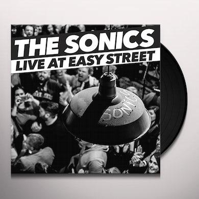 Sonics LIVE AT EASY STREET Vinyl Record