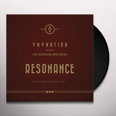 Vnv Nation RESONANCE Vinyl Record