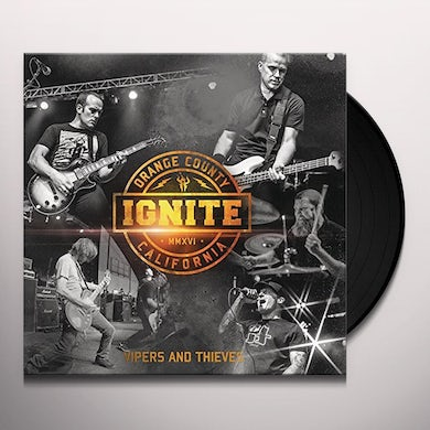 Ignite VIPERS & THIEVE Vinyl Record