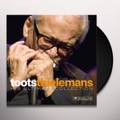 Toots Thielemans HIS ULTIMATE COLLECTION Vinyl Record