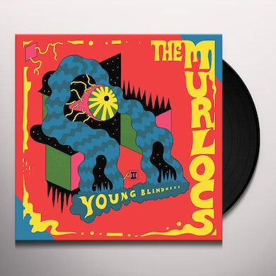 The Murlocs YOUNG BLINDNESS Vinyl Record